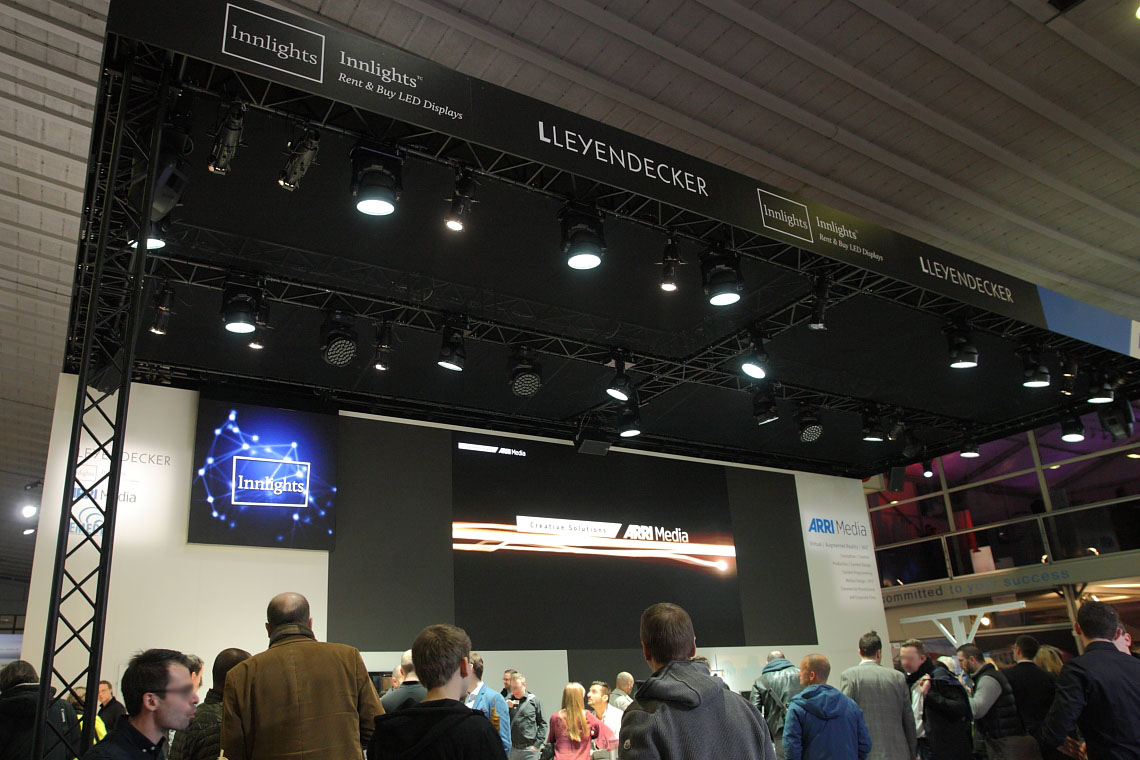 Innlights - BOE 2017 - kinetic LED-screen
