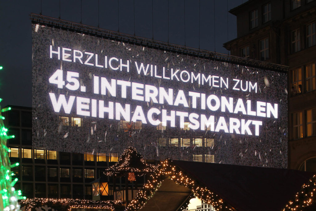 Innlights InnScreen I30 LED-Screen Lichterwochen